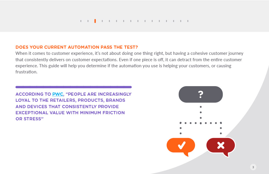Does Your Automation Pass the Consumer Test? p3